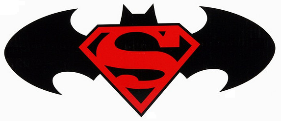 Superman_-_Batman_logo